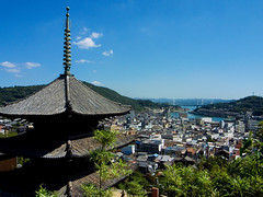 short trip to Onomichi - prospect (Hiroshima) | by Marser
