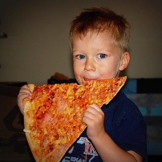 pizza boy | by tomek.pl