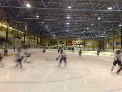 Watching this reminds of my hockey career! - N95-1 image - 070 | by roland