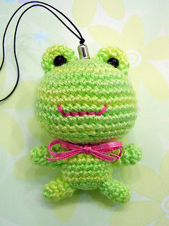 AMIGURUMI FROG | by amibutton