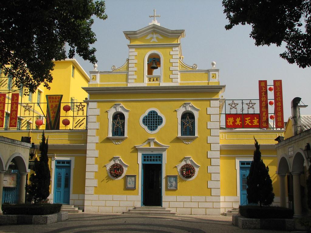 ผลการค้นหารูปภาพสำหรับ Chapel of St. Francis Xavier