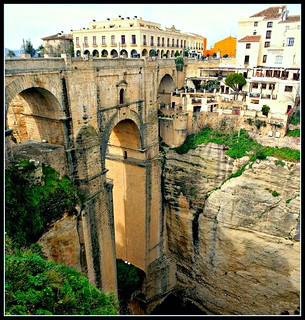 "Ronda ""Nuevo"" Bridge [built in 1793] 