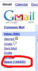 gmail-the-spam-killer | by hsufehmi