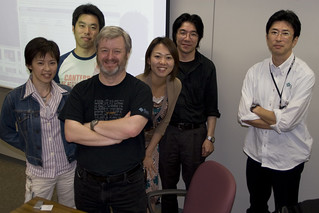 OpenSolaris 2008.05 Launch Tokyo | by jimgris