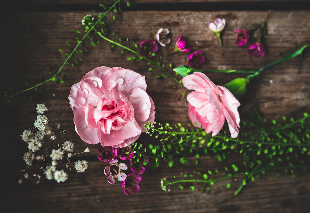 Blommor - Evelinas Ekologiska