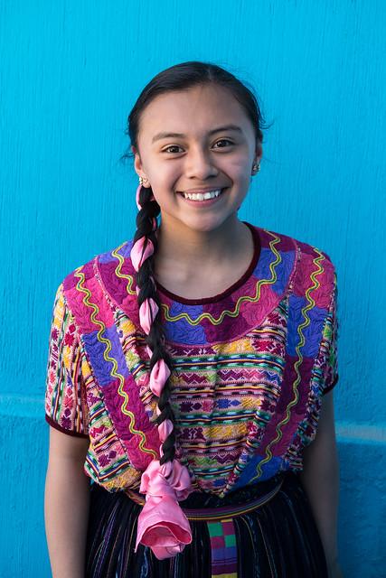 Guatemala textbook program middle school