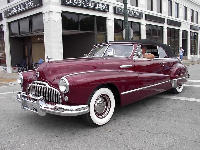 1946 Buick Roadmaster Convertible Classic