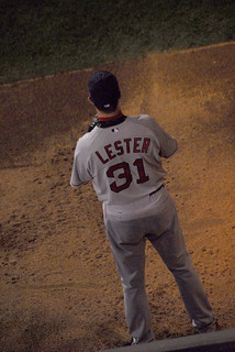 Lester in the Pen | by Eric Kilby