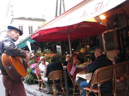 Cafe Atlas Paris