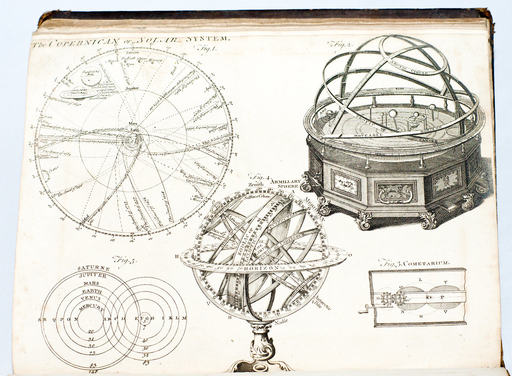 The Copernican System | The Steampunk Wallpaper site used th… | Flickr