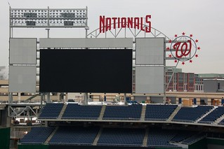 Nationals Park Scoreboard | by Scott Ableman