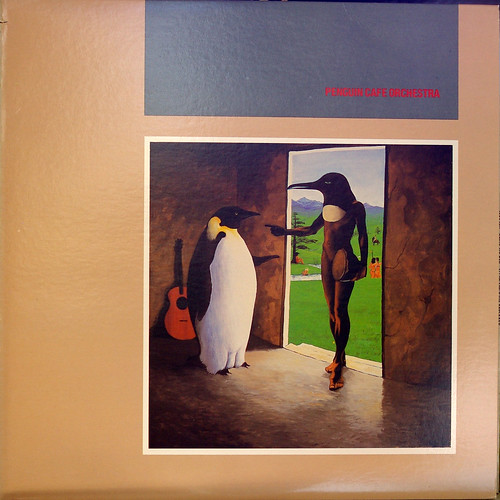Penguin Cafe Orchestra Handmaid S Tale
