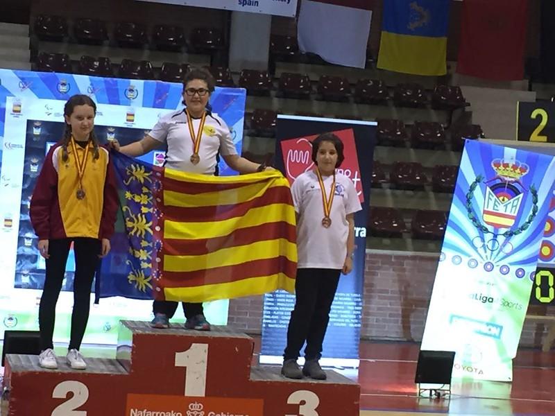 Campeona de España!!!