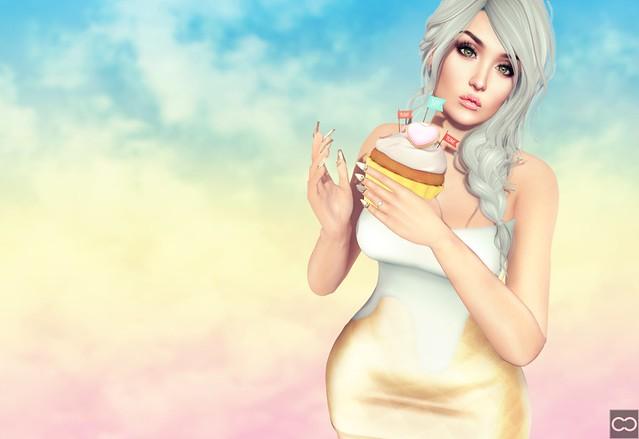 Cupcake Flavour Kisses