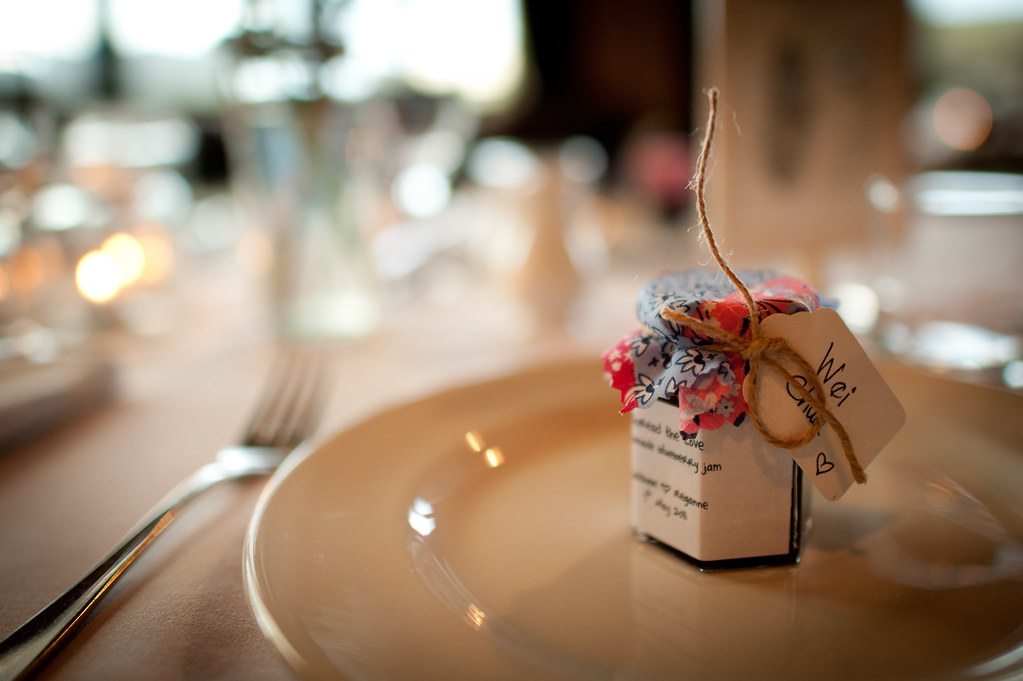 My wedding favour | Reganne & Matt's Wedding Makoura Lodge A… | Flickr