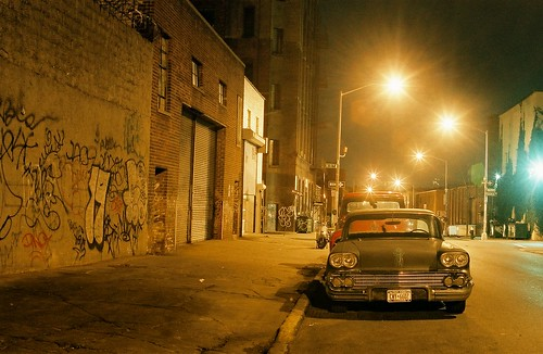 Wythe Avenue, Brooklyn, 2007 | by Genial23
