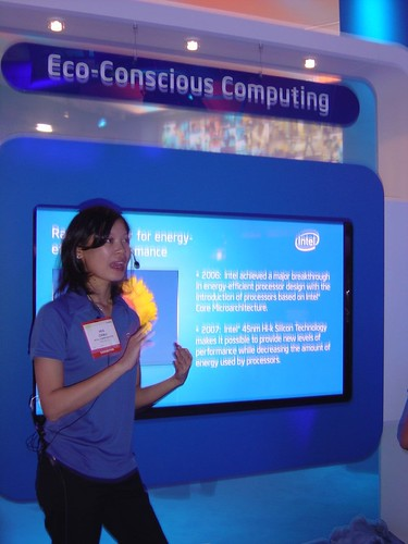 Intel@CES: Green Computing | by Intel CES 2008