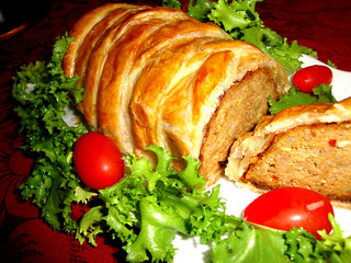 Meatloaf Wellington by Helen M. Radics | by Treasured Hungarian Family Recipes
