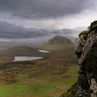 Spectacular Quiraing view | by B℮n