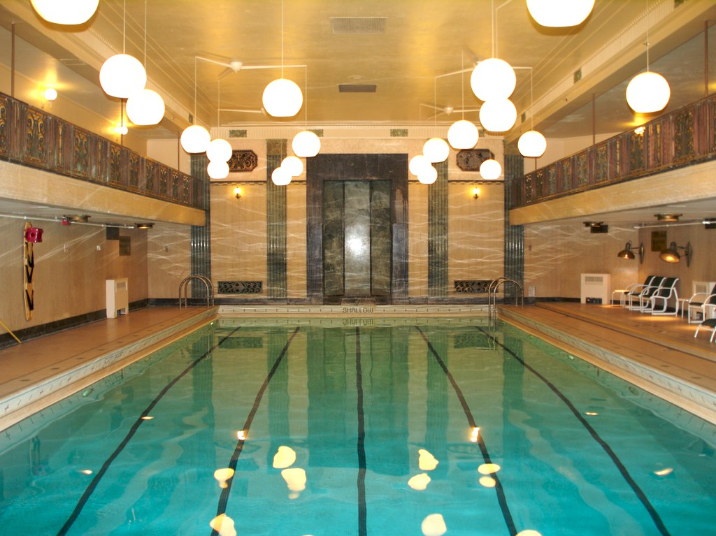 Chateau Laurier Hotel Swimming Pool They Replaced The