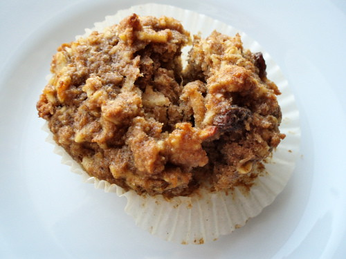 Apple Raisin Bran Muffin 2 | by ProofofthePudding