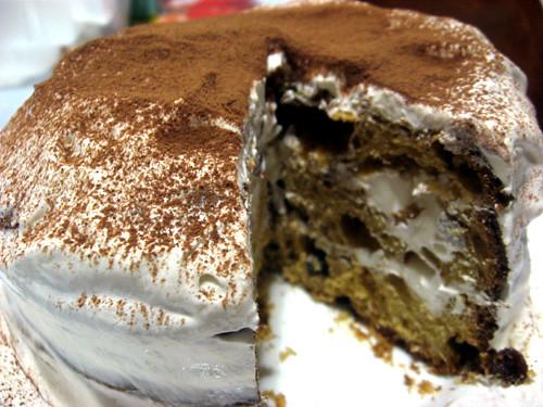 Panettone Italian Coffee Cake