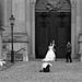Wedding Photographer, Royal Palace, Stockholm, October, 2007