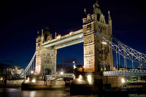 Tower Bridge | by Will Burrard-Lucas | Wildlife