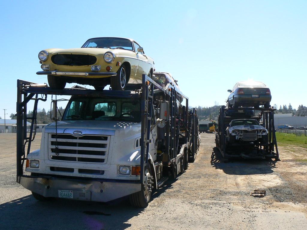Car Hauler For Sale In California