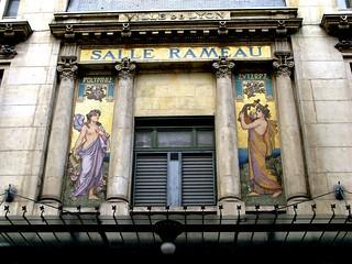 salle rameau lyon one of lyon s theatres david flickr
