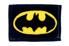 BatMan Wallet For Steve | by Nicky Gibson