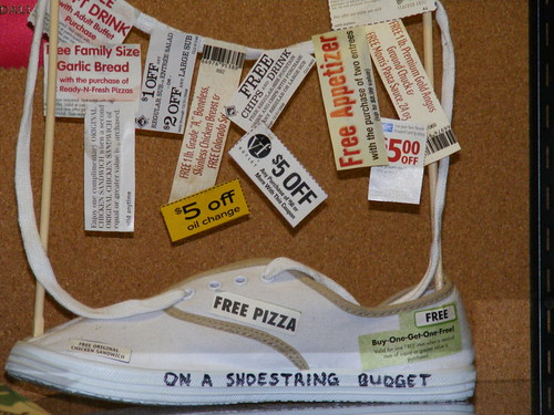Free pizza on a shoestring budget | by izzy311