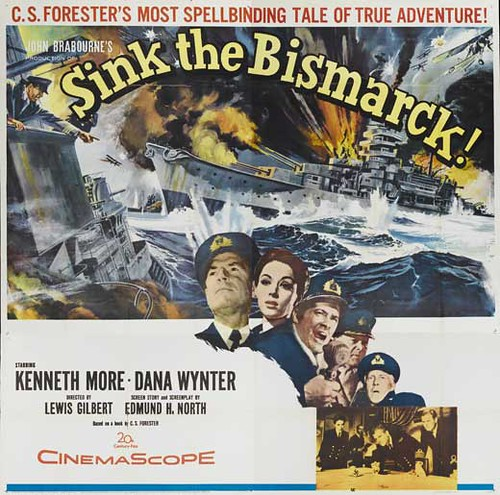 Sink the Bismarck! - Poster 1
