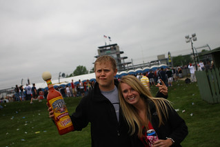 Couples love Cholula! | by indianapolismotorspeedway.com