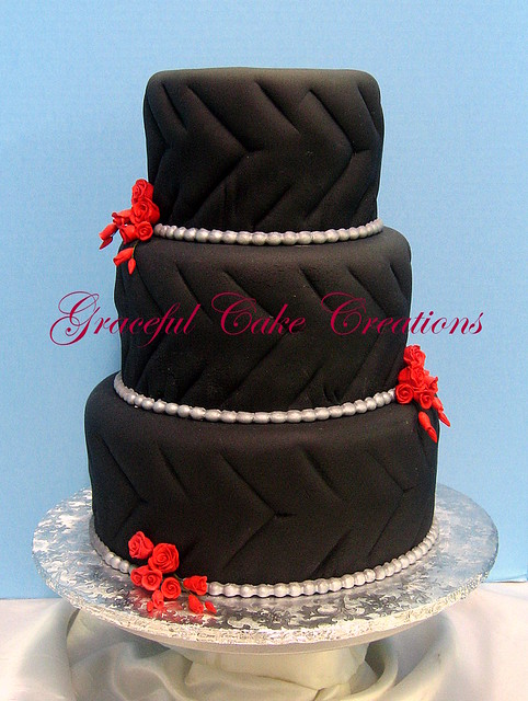 harley davidson wedding cakes