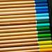 I heart watercolour pencils