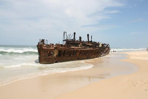 Fraser Island Day Cruise