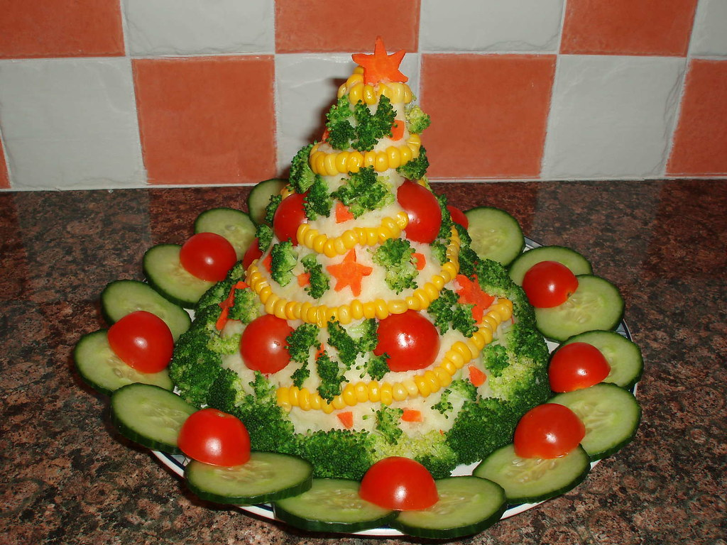 Christmas Tree Food Ideas