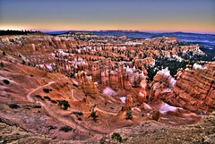 Bryce Sunset | by Creativity+ Timothy K Hamilton