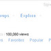 100000 Views