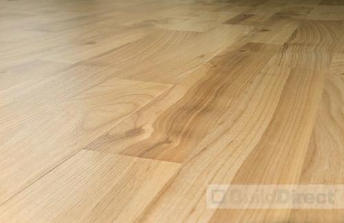 Real Hardwood Floor In Kitchen
