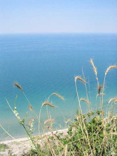 Lake Michigan hike - Leelanau Peninsula, northern Michigan | by lavieafond