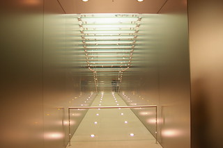 The Amazing Stairs at the Apple Shop Sydney August 2008 | by emjaykelly