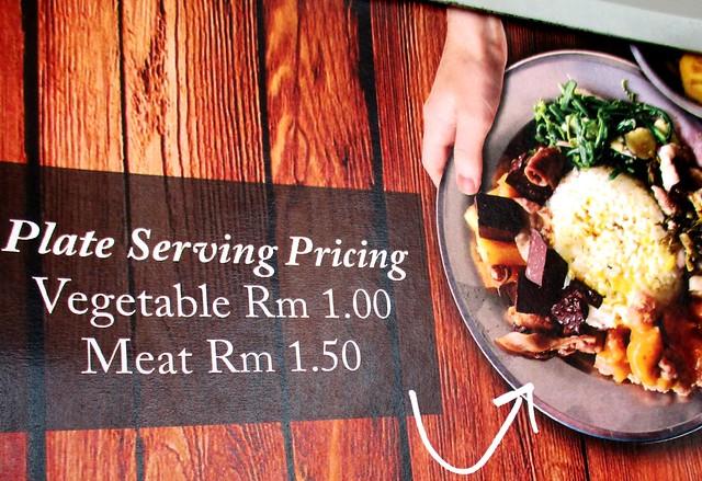 Anak Borneo On a plate