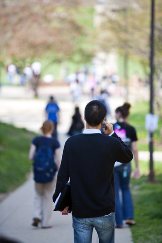 Walking across campus | by University of Maryland, College Park