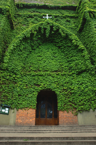 Iglesia verde - Green church | by Magda Paladino