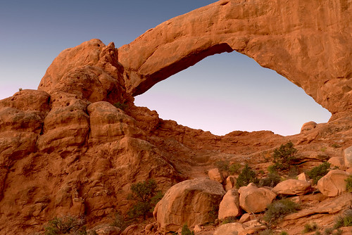 South Window - Arches National Park | by JM Clark Photography (jamecl99)