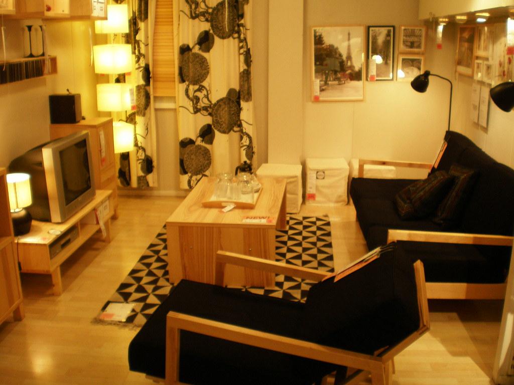 Ikea Display Lillberg Sofa X J Flickr
