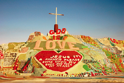 Salvation Mountain | by Lee Otis