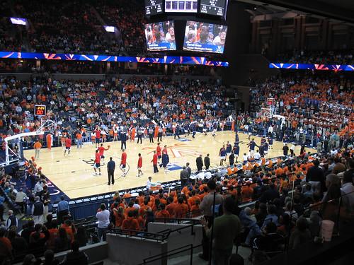 UVA v. Gonzaga Basketball